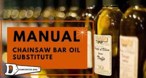 Chainsaw Bar Oil Substitute - Ultimate Guide