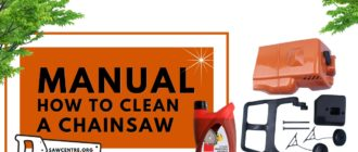 How To Clean A Chainsaw - 11 Helpful Tips