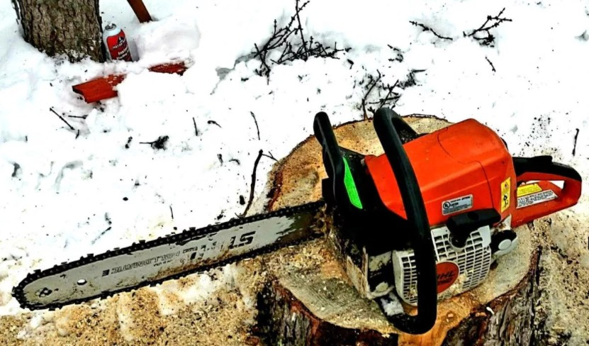 what size chainsaw do I need