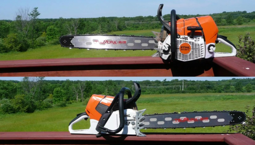 chainsaw bars interchangeable