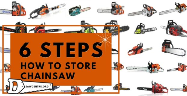How To Store Chainsaw: Useful Tips And Features