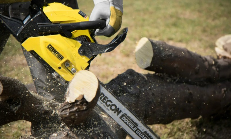 10 Tips How To Prevent Chainsaw Kick Back Zone - Best Guide